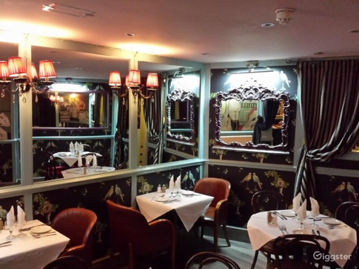 Traditional French Restaurant in London Photo 5