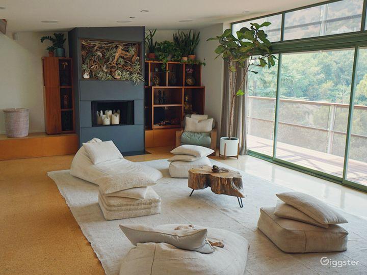 Modern Zen Garden Oasis in Laurel Canyon Photo 2