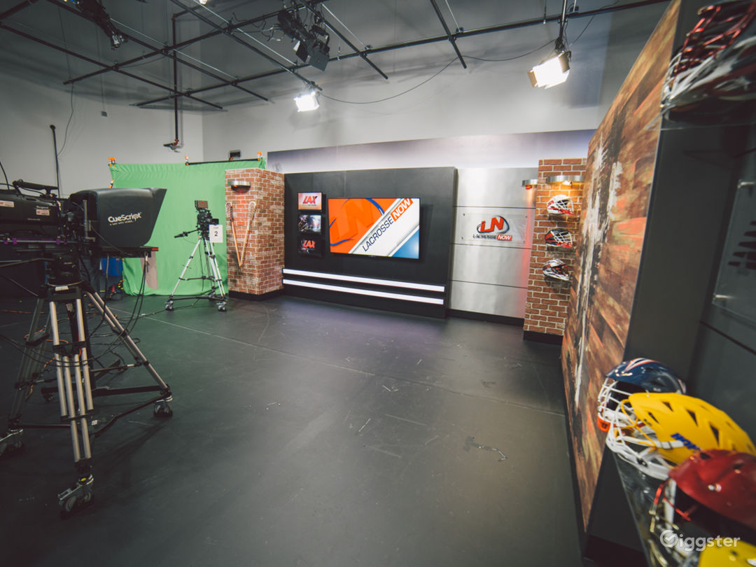 Production Studio Space in Woburn, MA Photo 1