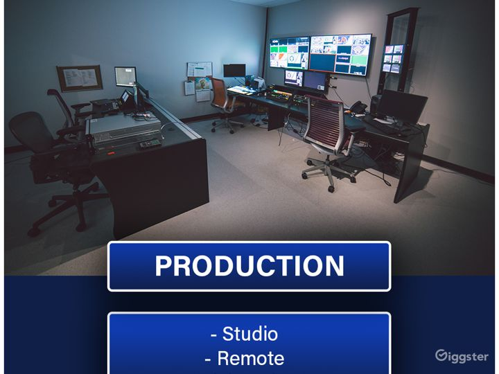 Production Studio Space in Woburn, MA Photo 5