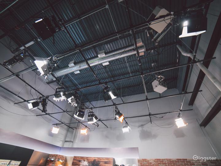 Production Studio Space in Woburn, MA Photo 2