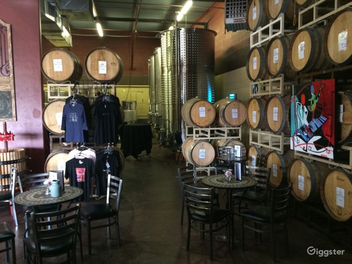 Barrel Room Private Event Space with Wine Tasting Photo 2