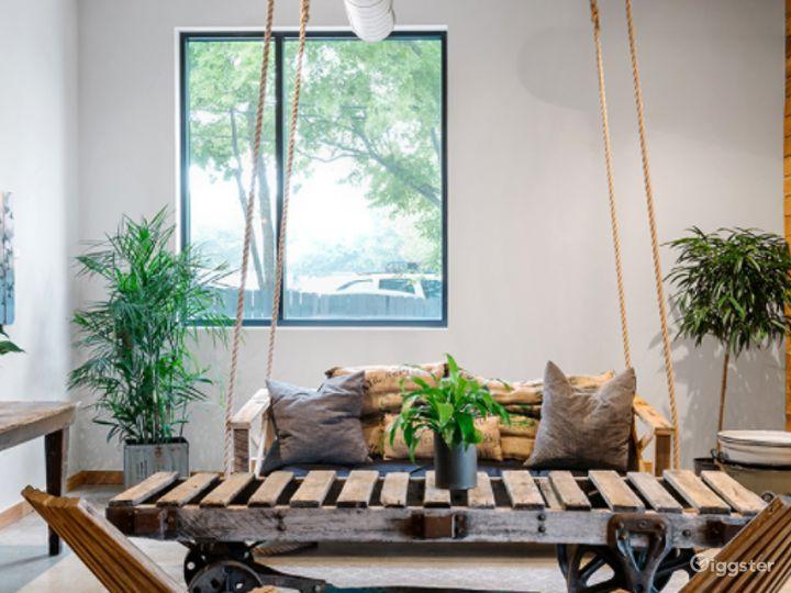 Stunning Austin Venue Space