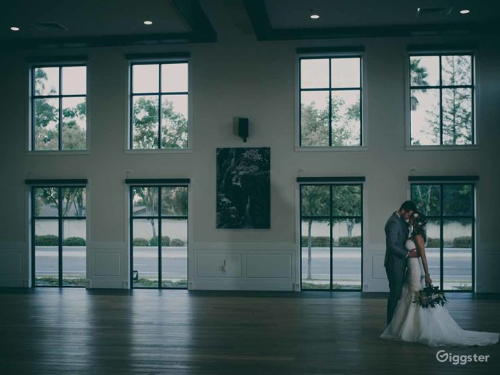 Amazing Hall with White Wall Accent and 20′ ceilings Photo 4