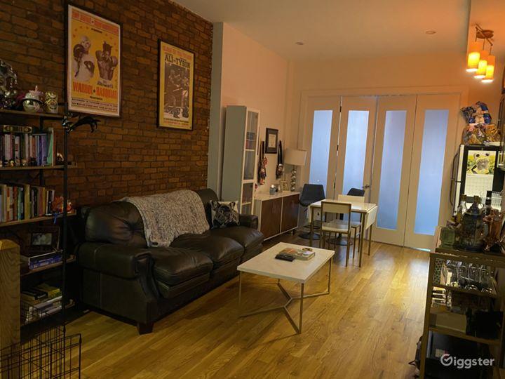 Large Artsy Brooklyn Apartment Photo 2