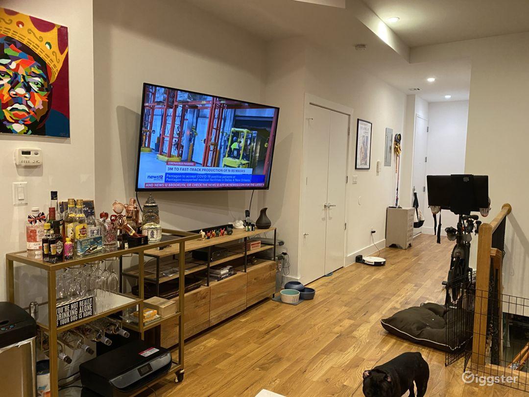 Large Artsy Brooklyn Apartment Photo 1