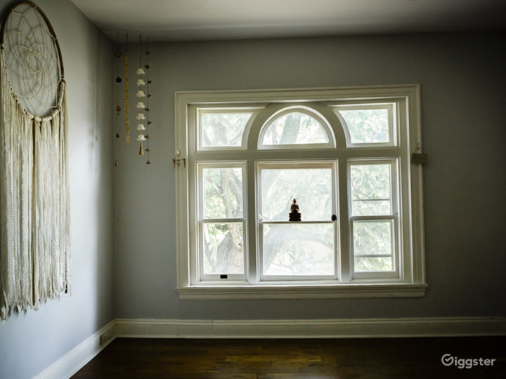 Beautiful Yoga Space for workshop or photo shoot in TN Photo 3