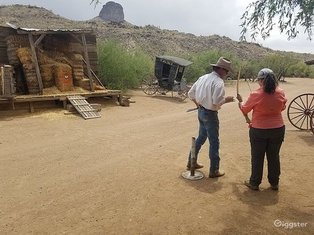 Wild West Archery and Axe Throwing Post Photo 1