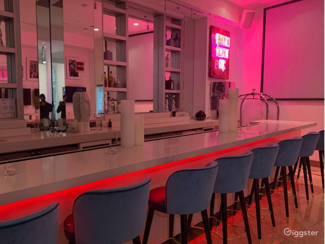 Vibrant Video Bar in Miami Beach Photo 1