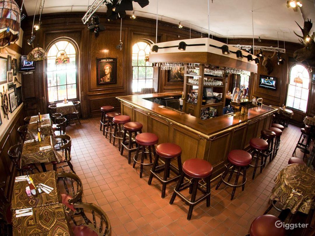 Iconic Bar in Boston  Photo 1