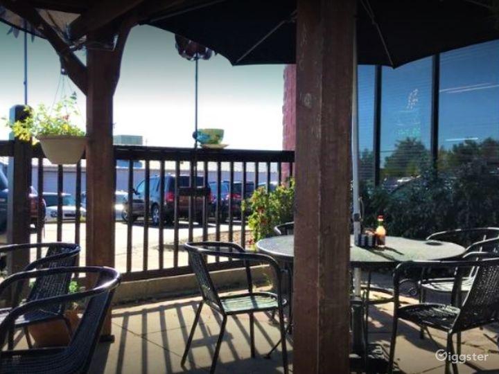 Cafe Venue in Boulder Photo 2