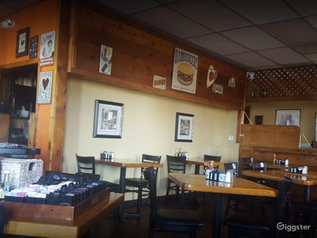 Cafe Venue in Boulder Photo 1