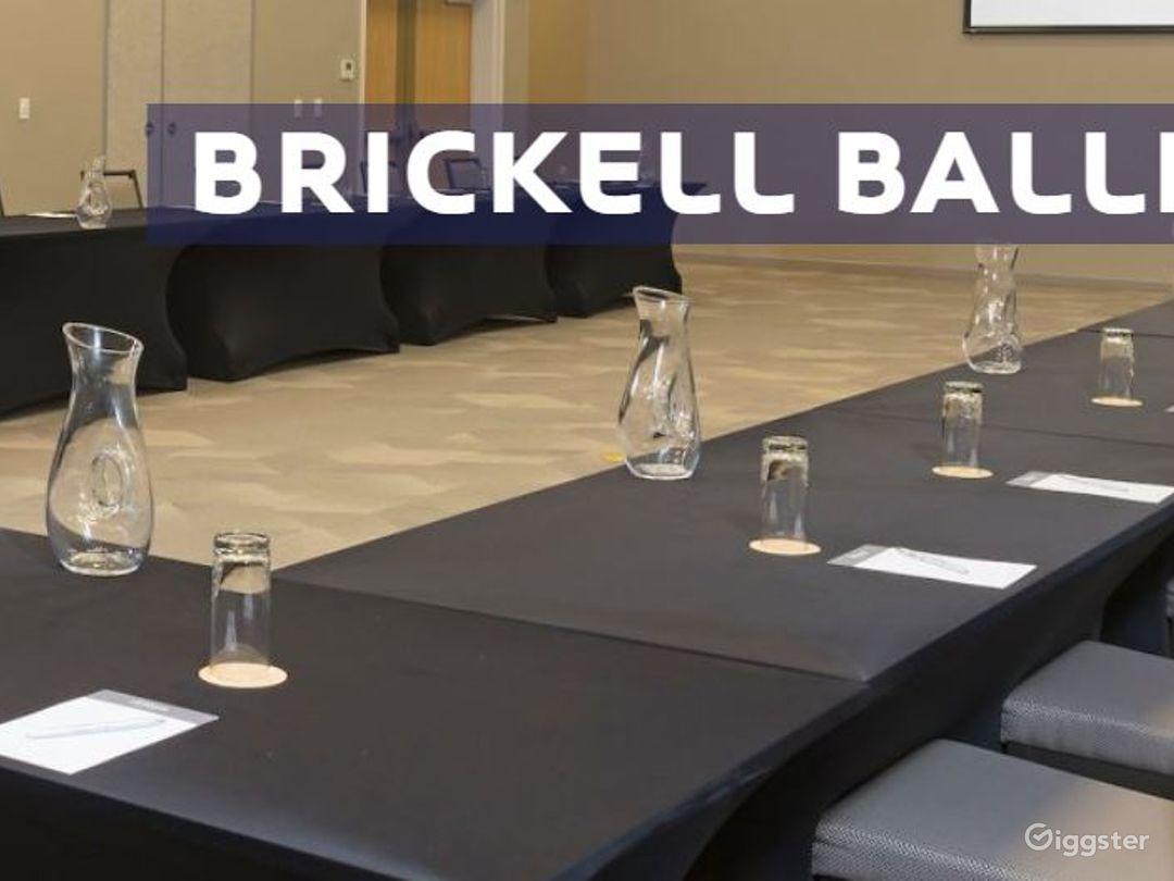 Spacious Brickell Ballroom Photo 1