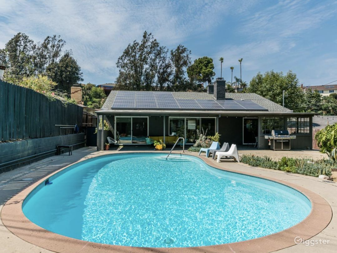 Ren Ranch: A Mid Century Ranch in the Middle of LA Photo 4
