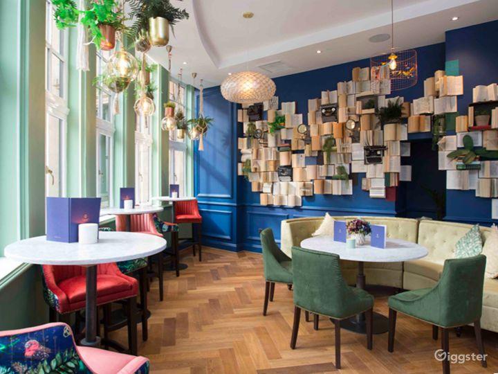 Eclectic Restaurant in Glasgow Photo 2
