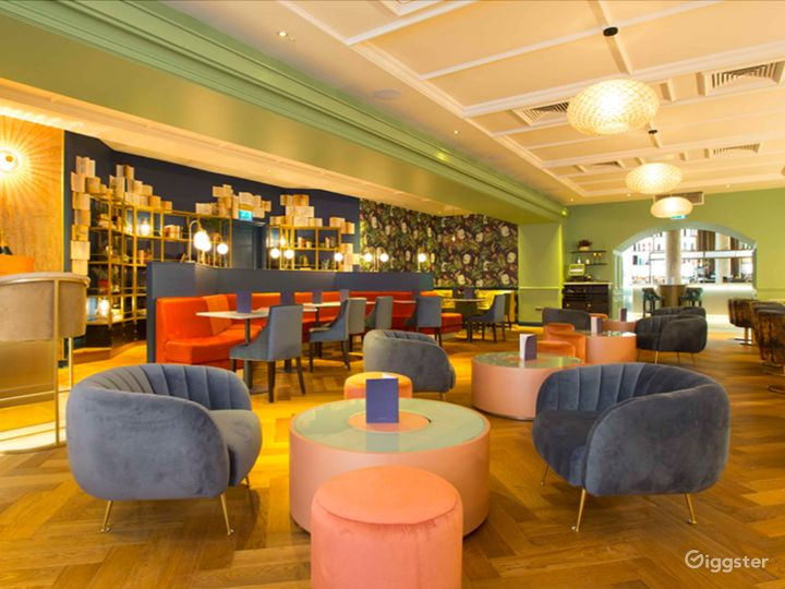 Eclectic Restaurant in Glasgow Photo 4