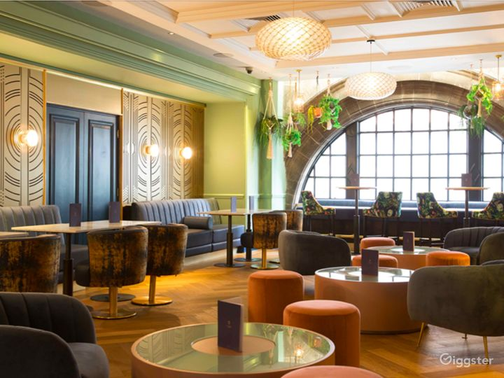 Eclectic Restaurant in Glasgow Photo 3