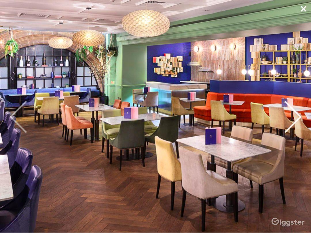 Eclectic Restaurant in Glasgow Photo 1