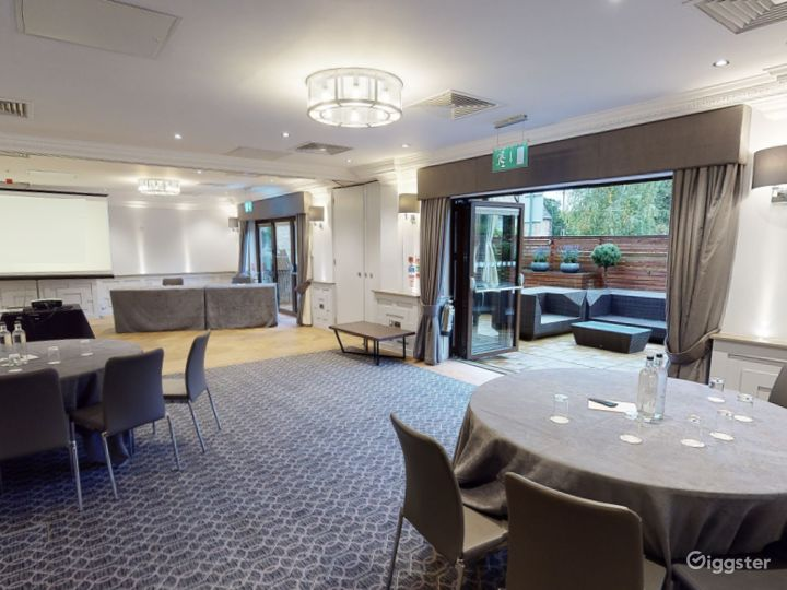 Combined Meeting Room for up to 150 people in Oxford Photo 4