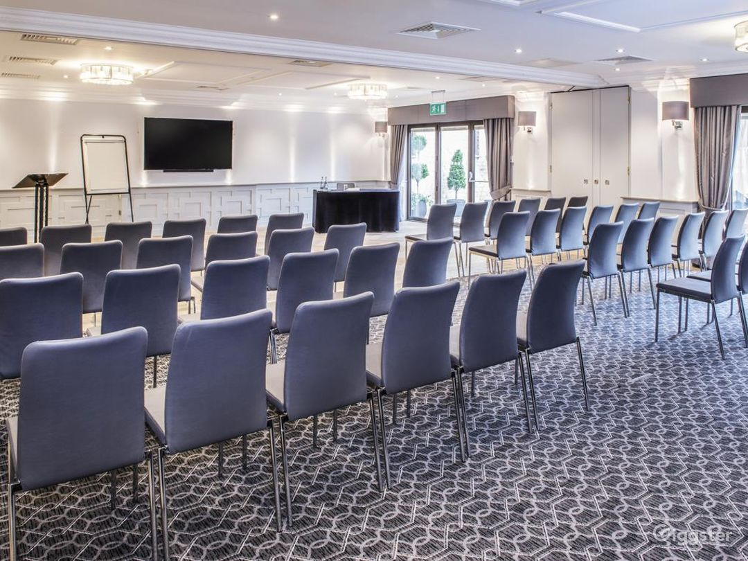 Combined Meeting Room for up to 150 people in Oxford Photo 1