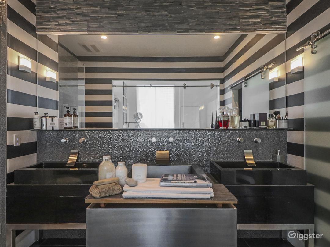 Master Bathroom Penthouse