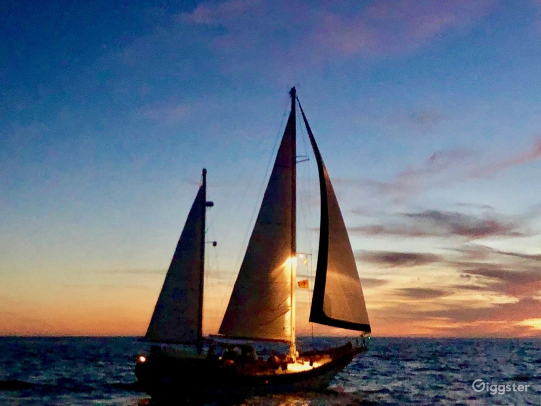 Gorgeous, classic vintage style sailboat, Marina Photo 1