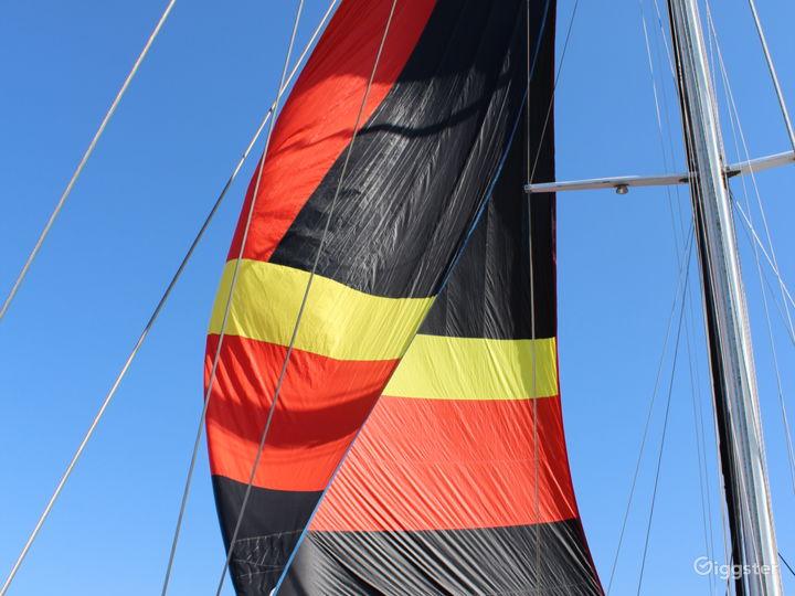 Gorgeous, classic vintage style sailboat, Marina Photo 4