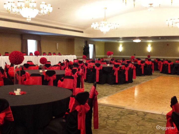 Spacious Event Hall A in Westland Photo 2
