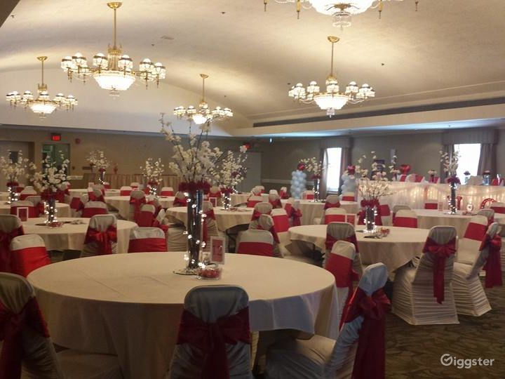Spacious Event Hall A in Westland Photo 4