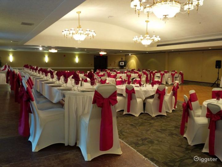 Spacious Event Hall A in Westland Photo 5