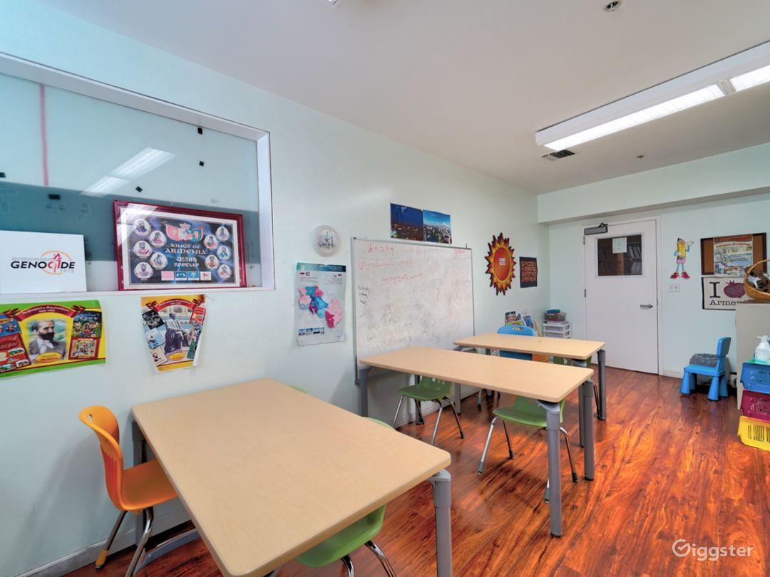 Classroom Photo 1