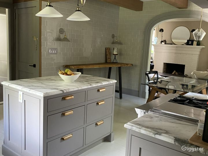 Charming Colonial with sleek Kitchen update Photo 5
