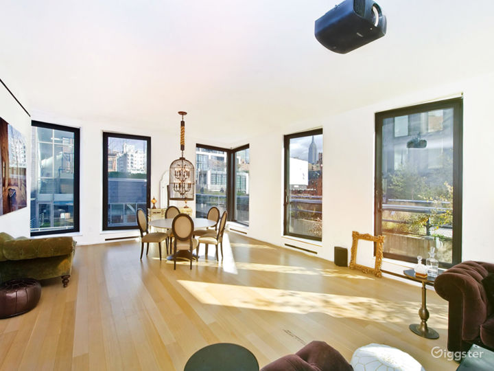 Upscale NYC apartment: Location 5177 Photo 2