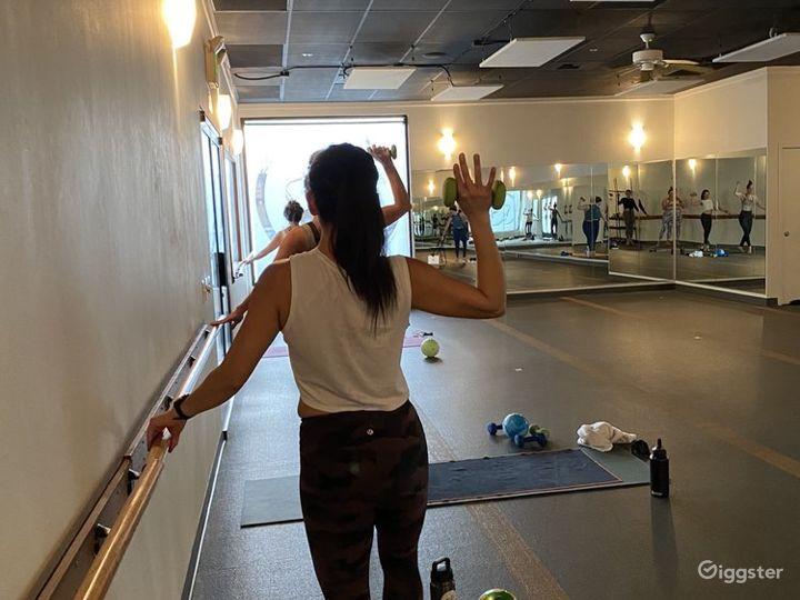 Yoga Studio Space in Burien Photo 2