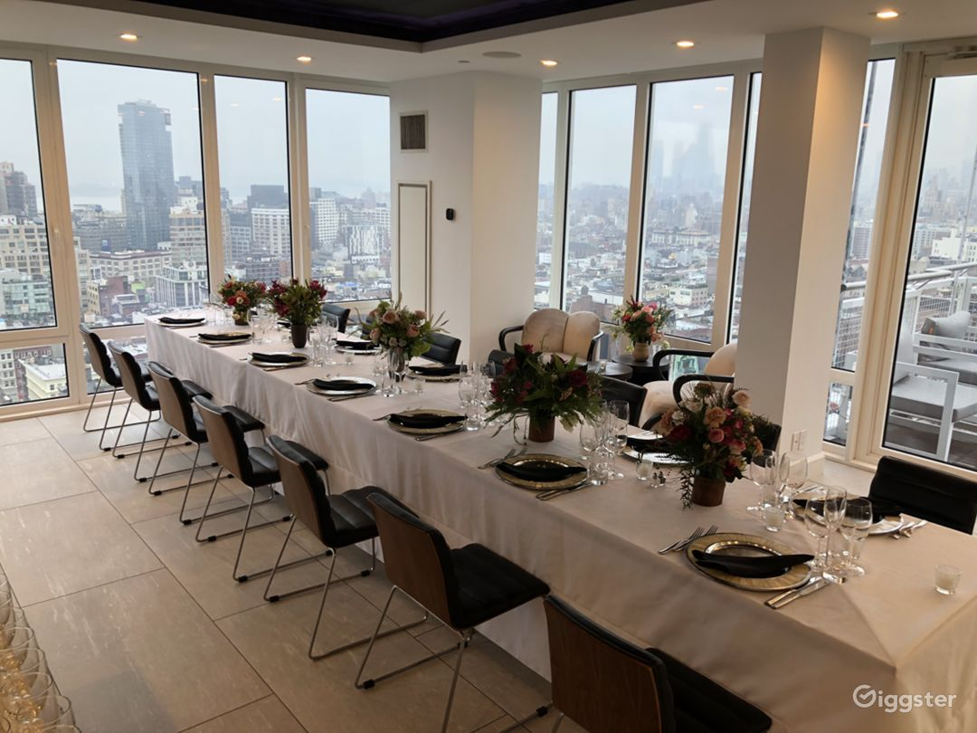 SoHo Hotel Penthouse with stunning views Photo 4