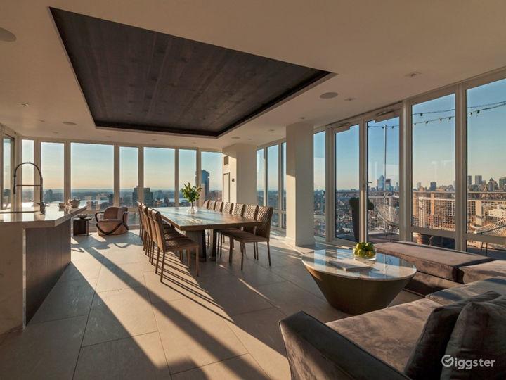 SoHo Hotel Penthouse with stunning views Photo 2