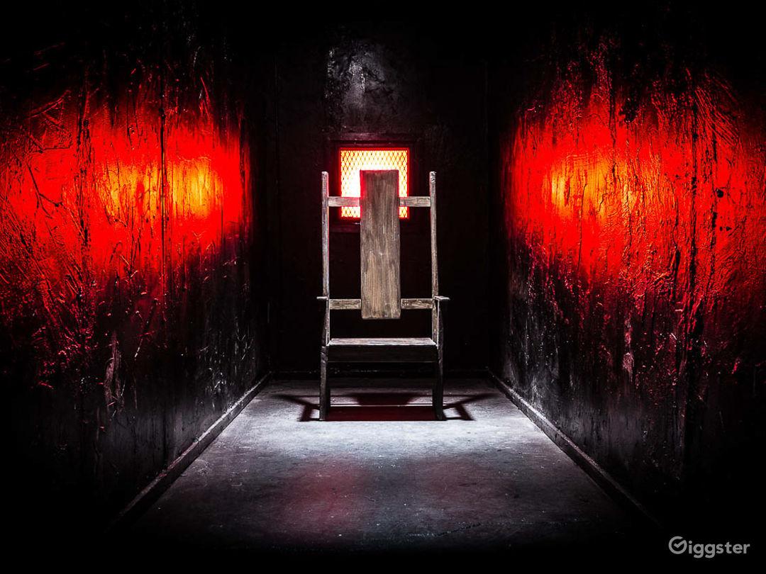 Black Hallway Photo 2