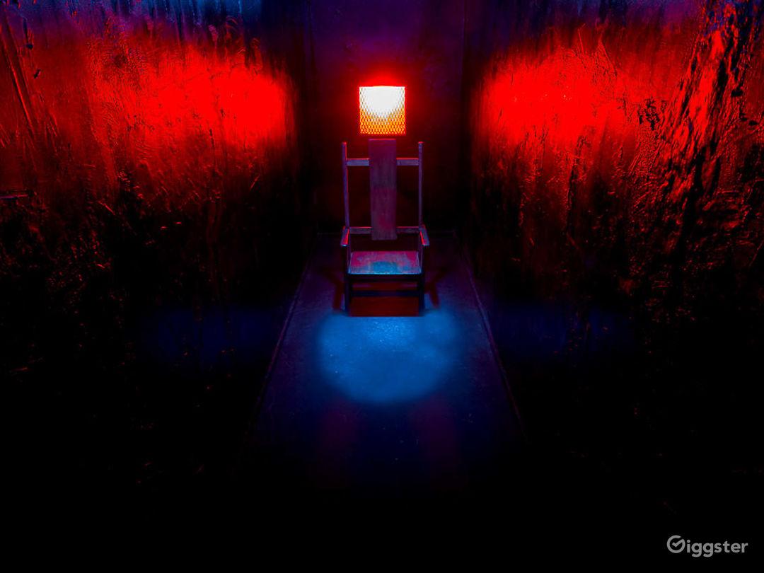 Black Hallway Photo 4