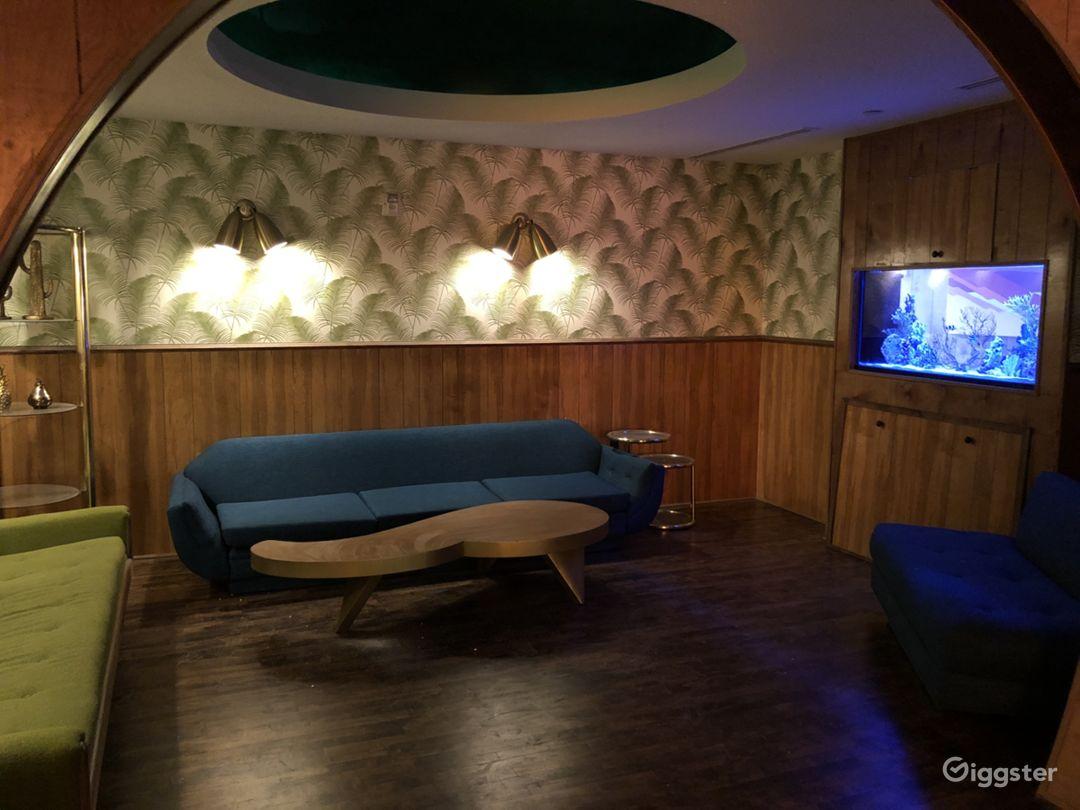 Highland Park Mid Century Barbershop Speakeasy Photo 4