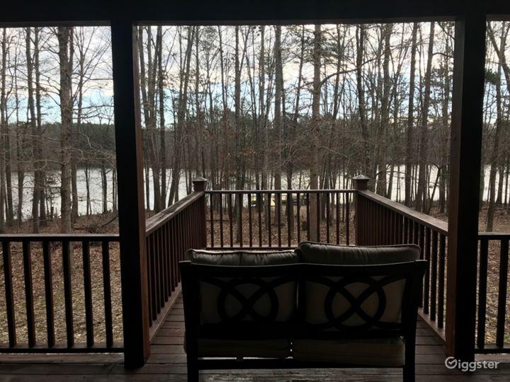 Wrap Around Porch with Veranda