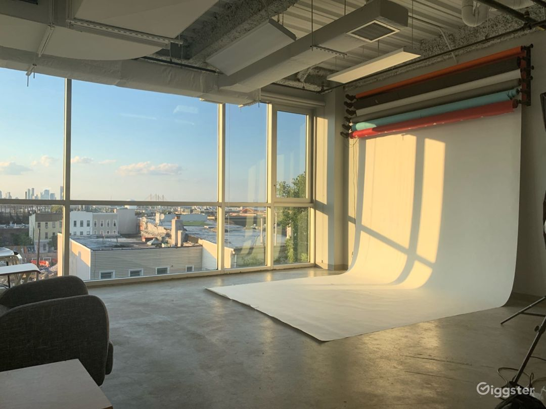 All Included Studio With Floor To Ceiling Window  Photo 1