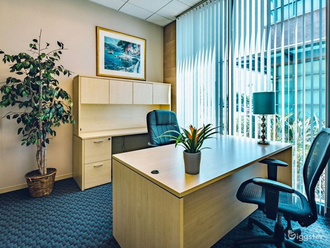 Peaceful Private Office and Function Room Photo 1