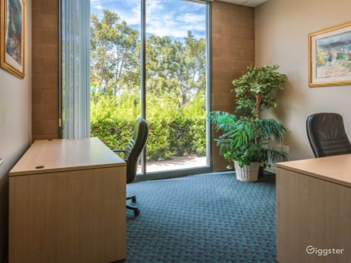 Peaceful Private Office and Function Room Photo 2