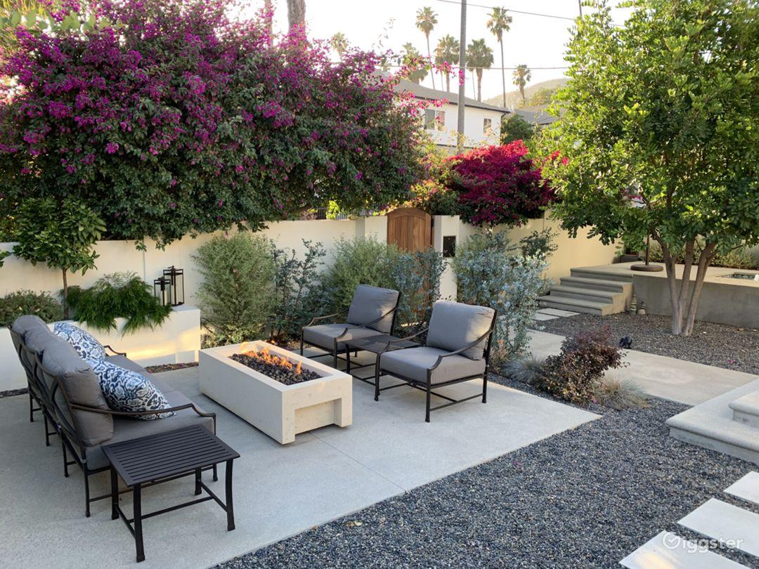 Hollywood bungalow, new kitchen, large courtyard Photo 3