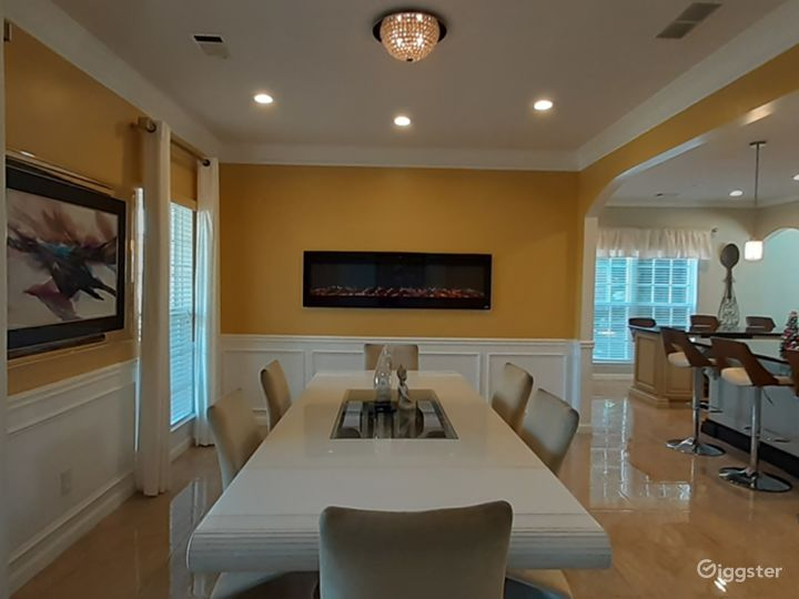 DINNING ROOM OPEN                CONCEPT