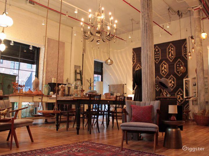 NoHo Vintage Furniture Retail Shop Photo 5