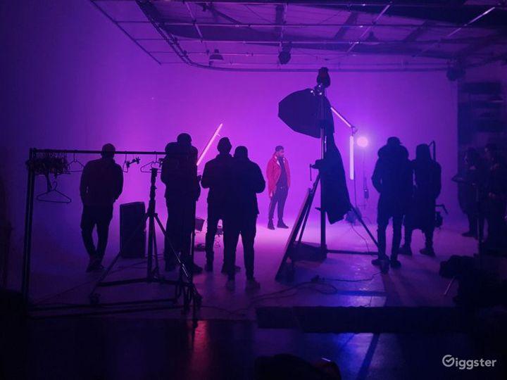 Music Video Studio Hire