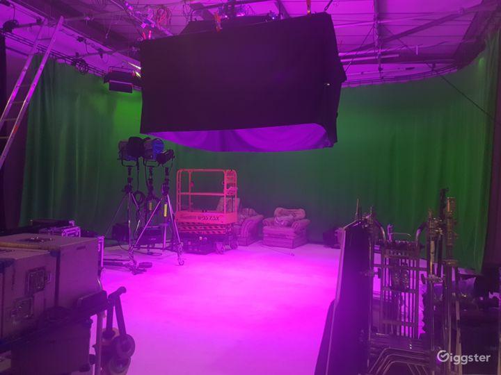 Commercial Studio Hire London