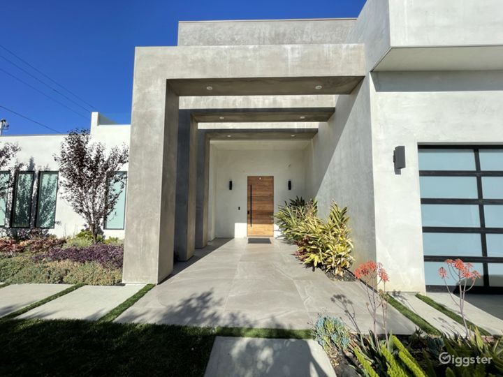 Modern Contemporary Mansion  Photo 3