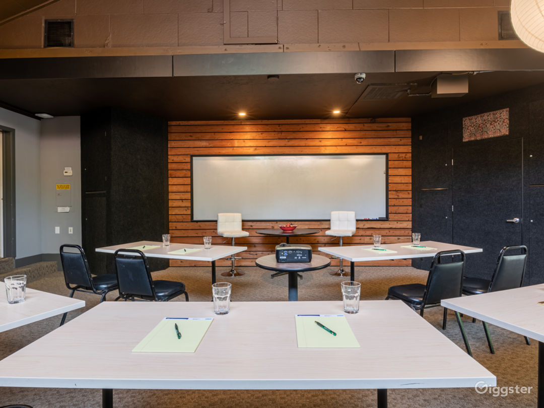 Event Space in the Santa Cruz Mountains  Photo 1